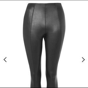 NWT TOPSHOP Faux Leather Leggings